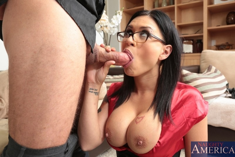 Naughty America 'and John Strong in I Have a Wife' starring Eva Angelina (Photo 4)