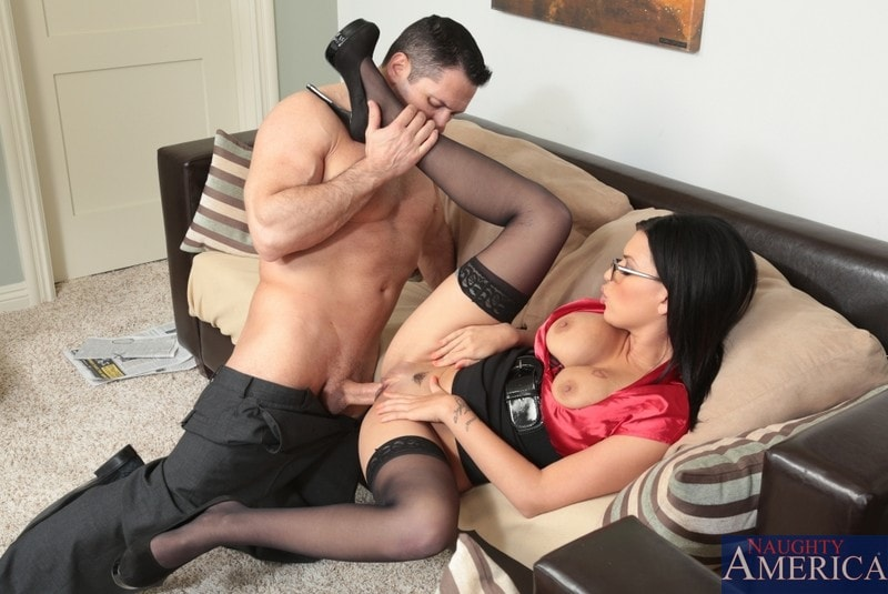 Naughty America 'and John Strong in I Have a Wife' starring Eva Angelina (Photo 5)