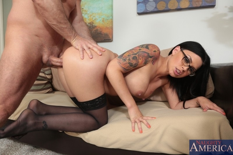 Naughty America 'and John Strong in I Have a Wife' starring Eva Angelina (Photo 15)