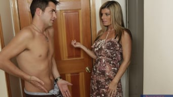 Kristal Summers in 'and Kris Slater in My Friends Hot Mom'