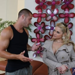Sarah Vandella in 'Naughty America' and Danny Mountain in My Naughty Massage (Thumbnail 1)
