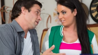 Christy Mack en 'and Alan Stafford in My Sisters Hot Friend'