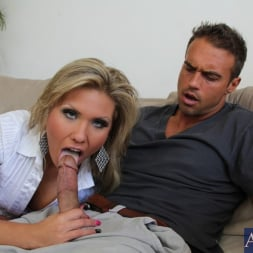 Aubrey Addams in 'Naughty America' and Rocco Reed in My Friend's Hot Girl (Thumbnail 4)