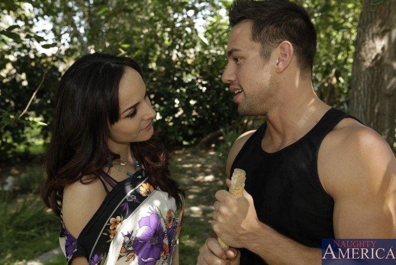 Naughty America 'and Johnny Castle in My Wife's Hot Friend' starring Cytherea (Photo 2)