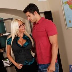 Nikita Von James in 'Naughty America' and Giovanni Francesco in My First Sex Teacher (Thumbnail 3)
