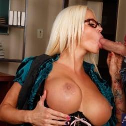 Nikita Von James in 'Naughty America' and Giovanni Francesco in My First Sex Teacher (Thumbnail 5)