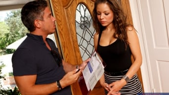 Yurizan Beltran in 'and Mick Blue in Latin Adultery'