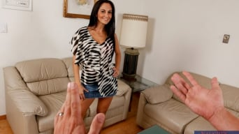 Ava Addams in 'and Will Powers in Housewife 1 on 1'