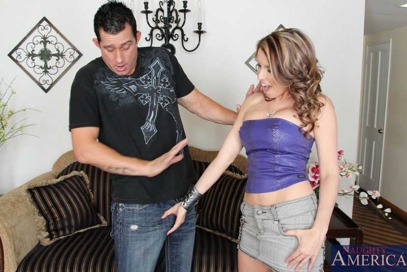 Naughty America 'and Billy Glide in My Friend's Hot Girl' starring Courtney Cummz (Photo 3)