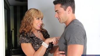 Ava Devine in 'and Ryan Driller in My Friends Hot Mom'