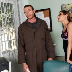 Samantha Ryan in 'Naughty America' and Jordan Ash in Naughty Office (Thumbnail 1)