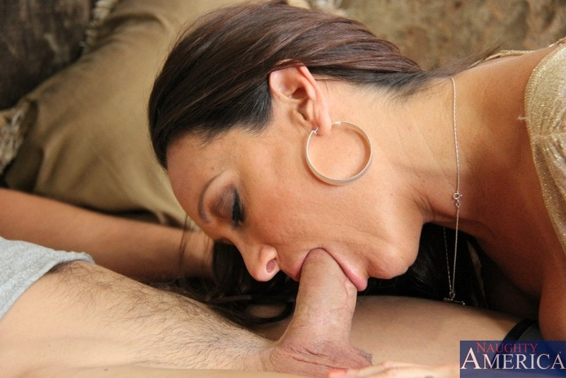 Naughty America 'and Johnny Castle in My Friends Hot Mom' starring Michelle Lay (Photo 12)