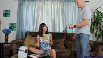 Holly Michaels in 'and Johnny Sins in My Friend's Hot Girl'