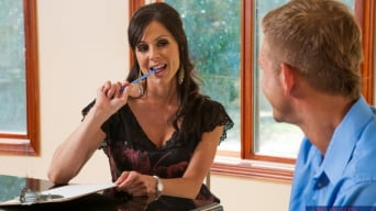 Kendra Lust in 'and Bill Bailey in Seduced by a cougar'