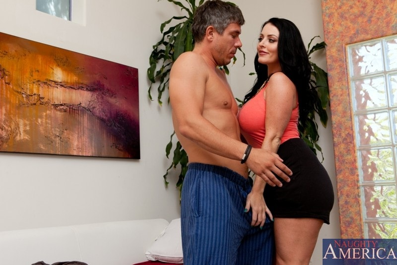 Naughty America 'and Mick Blue in My Wife's Hot Friend' starring Sophie Dee (Photo 3)