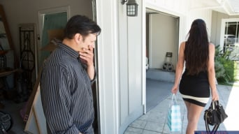 Phoenix Marie В 'and Anthony Rosano in Neighbor Affair'