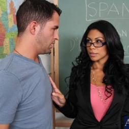 Cassandra Cruz in 'Naughty America' and Kris Slater in My First Sex Teacher (Thumbnail 1)
