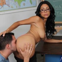 Cassandra Cruz in 'Naughty America' and Kris Slater in My First Sex Teacher (Thumbnail 13)