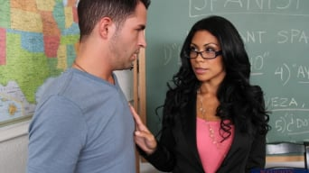 Cassandra Cruz in 'and Kris Slater in My First Sex Teacher'
