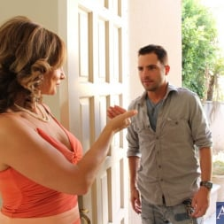 Rebecca Bardoux in 'Naughty America' and Kris Slater in My Friends Hot Mom (Thumbnail 1)