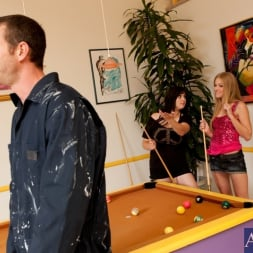 Avril Hall in 'Naughty America' and Jordan Ash in My Friend's Hot Girl (Thumbnail 1)