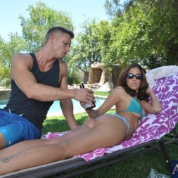 Isis Taylor in 'Naughty America' and Bill Bailey in My Friend's Hot Girl (Thumbnail 1)