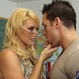 Charlee Chase in 'Naughty America' and Johnny Castle in My First Sex Teacher (Thumbnail 2)