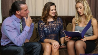 Carmen McCarthy in 'Carmen McCarthy, Nicole Aniston and Tony DeSergio in 2 Chicks Same Time'
