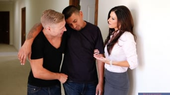 India Summer in 'and Michael Vegas in My Friends Hot Mom'