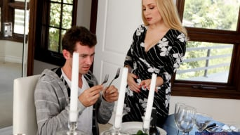 Aiden Starr in 'and James Deen in My Friends Hot Mom'