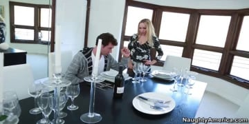 Aiden Starr and James Deen in My Friends Hot Mom