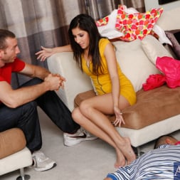 April O'Neil in 'Naughty America' and Jordan Ash in My Friend's Hot Girl (Thumbnail 1)