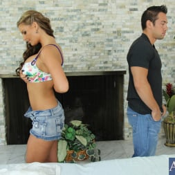 Phoenix Marie in 'Naughty America' and Johnny Castle in My Naughty Massage (Thumbnail 1)
