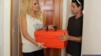 Charlee Chase in 'and Alan Stafford in My Friends Hot Mom'