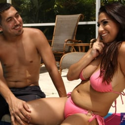 Rikki Nyx in 'Naughty America' and Juan Largo in My Girlfriend's Busty Friend (Thumbnail 1)