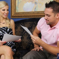 Ashley Fires in 'Naughty America' and Johnny Castle in My Wife's Hot Friend (Thumbnail 1)