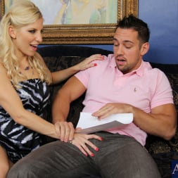 Ashley Fires in 'Naughty America' and Johnny Castle in My Wife's Hot Friend (Thumbnail 3)