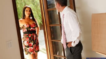 Mackenzee Pierce in 'and Mick Blue in I Have a Wife'