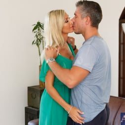 Evita Pozzi in 'Naughty America' and Mick Blue in My Wife's Hot Friend (Thumbnail 4)