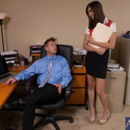 Holly Michaels in 'Naughty America' and Bill Bailey in Naughty Office (Thumbnail 1)