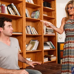 Kristal Summers in 'Naughty America' and James Deen in My First Sex Teacher (Thumbnail 2)