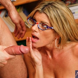 Kristal Summers in 'Naughty America' and James Deen in My First Sex Teacher (Thumbnail 11)
