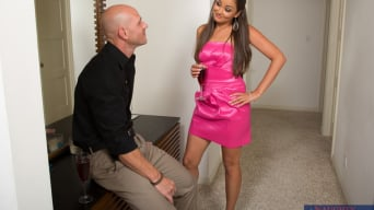 Allie Haze in 'and Johnny Sins in I Have a Wife'