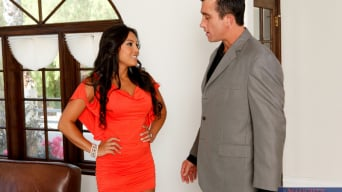 Adrianna Luna in 'and Billy Glide in Latin Adultery'