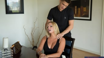 Briana Banks in 'and Bruce Venture in My Friends Hot Mom'