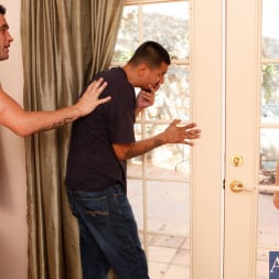 Aria Austin in 'Naughty America' and Billy Glide in My Friend's Hot Girl (Thumbnail 1)