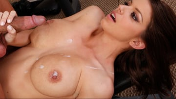 Brooklyn Chase and Bill Bailey in My Girlfriend's Busty Friend