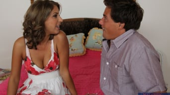 Presley Hart in 'and Tyler Nixon in My Sisters Hot Friend'
