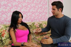 Anissa Kate and Giovanni Francesco in My Girlfriend's Busty Friend (Thumb 01)