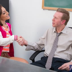 Vanessa Sixxx in 'Naughty America' and Mark Wood in Naughty Bookworms (Thumbnail 1)